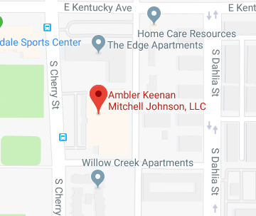 map for Ambler Keenan Mitchell Johnson office